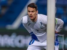 FC Den Bosch-captain Wouter van der Steen: 'Ik beweeg als een kameleon mee met de club'