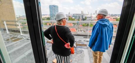 Ombouw oude Philips Bedrijfsschool in Eindhoven tot 442 woningen is heel gepuzzel