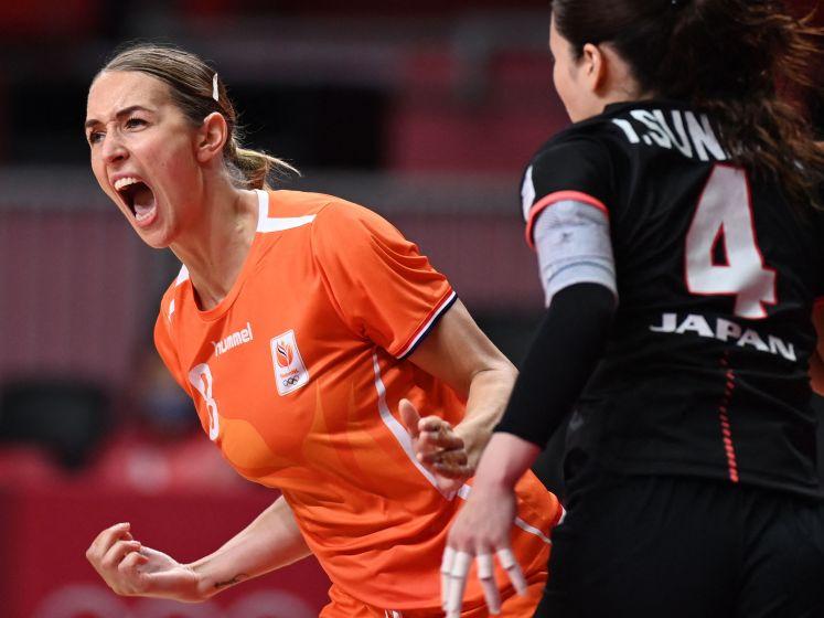 Voor handbalsters begint toernooi pas echt in kwartfinale: 'We spelen absoluut beter dan in Rio'