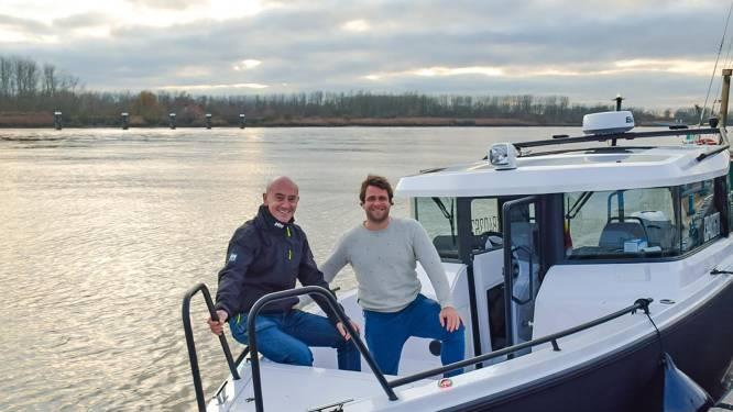 """Vermijd files binnenkort via watertaxi's op de Schelde: """"Niet alleen snel, ook heel plezant"""""""