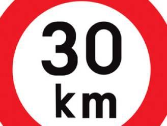 Zone 30 voortaan ook in Grijpenwegstraat