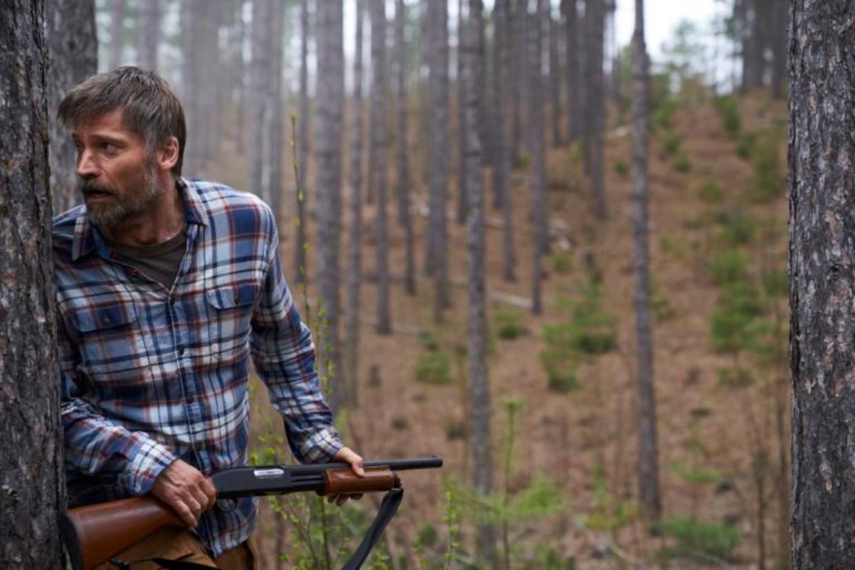 The Silencing Movie Robin Pront Nikolaj Coster-Waldau Beeld rv