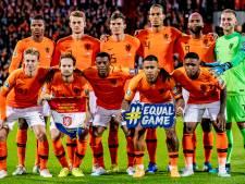 Oranje treft Turkije en Noorwegen in kwalificatie voor WK 2022 in Qatar