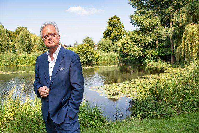 Deltacommissaris Peter Glas  Beeld Guus Dubbelman / de Volkskrant