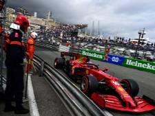Gecrashte Leclerc wacht af na pole: 'Ik schaam me dat ik met mijn auto in de muur ben beland'