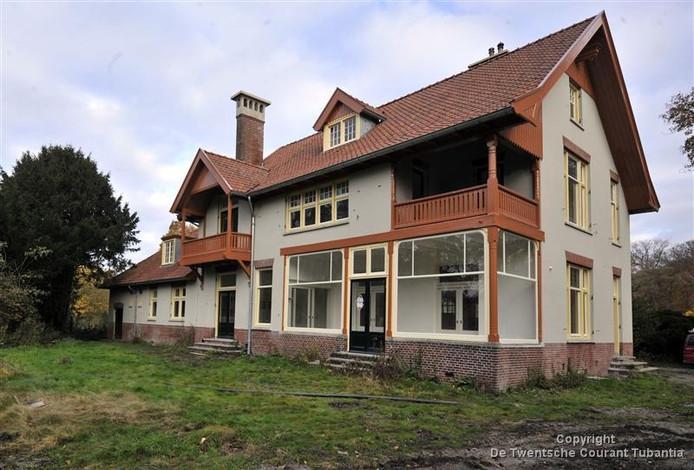 Villa Welna, de eerste en laatste winnaar van de monumentenrpijs in 2013.