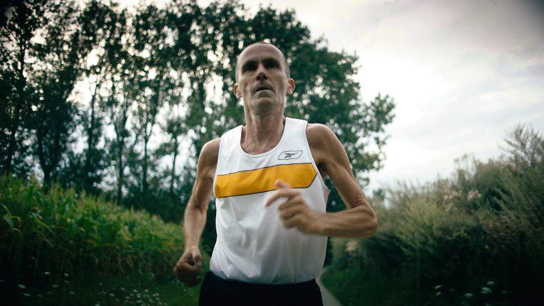 'Ook mijn record op het EK in 1992 is niet erkend: ik moest in 2015 een negatieve dopingtest kunnen voorleggen, maar destijds kreeg je alleen maar bericht als je positief had getest.' Beeld Humo