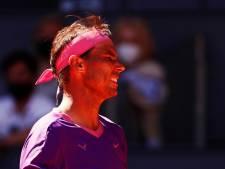Zverev dwarsboomt weg voor Nadal naar zesde titel in Madrid
