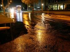Lekkende tankwagen zorgt voor chaos op Boschdijk en Steenoven in Eindhoven