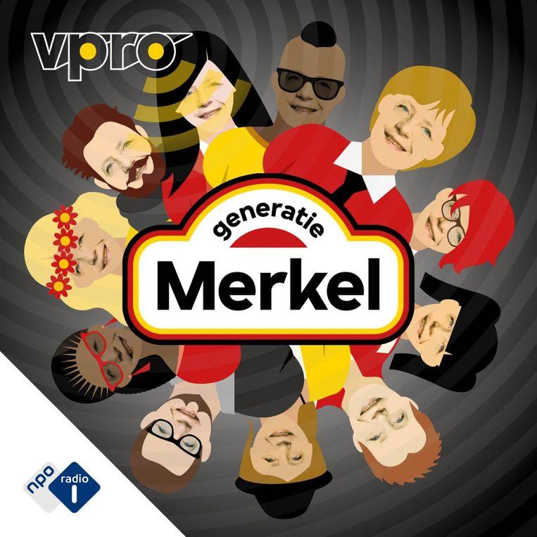 Generatie Merkel Beeld VPRO