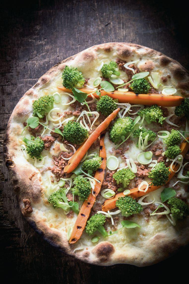 Eat Love Pizza. Beeld Kris Vlegels
