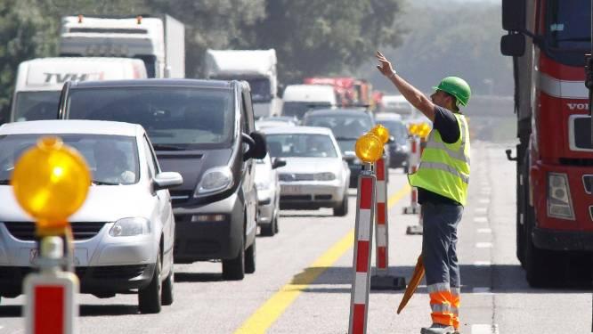 Gros ralentissements à prévoir sur l'autoroute à Chapelle-lez-Herlaimont