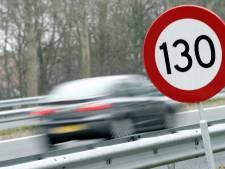 Maximumsnelheid op meer plekken naar 130 km/u