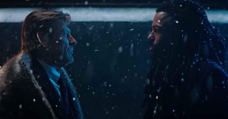 'Snowpiercer' Beeld Netflix