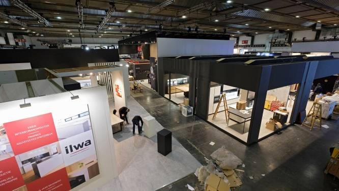 Organisator Batibouw zwaar teleurgesteld in Brussels Expo
