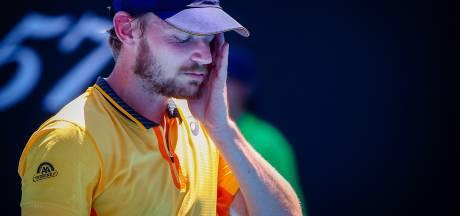 Après une tournée australienne décevante, Goffin reprend du service à Montpellier