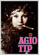 Affiche voor Agio Tip-sigaar , 1968-1969
