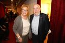 Bob Van Staeyen, hier met zijn partner Annie tijdens de viering van 65 jaar De Strangers.