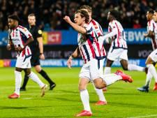 Köhlert voorkomt met fraaie knal thuisnederlaag Willem II tegen Fortuna