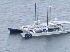 Un navire écologique parcourt 55 000 km sans ravitaillement en carburant