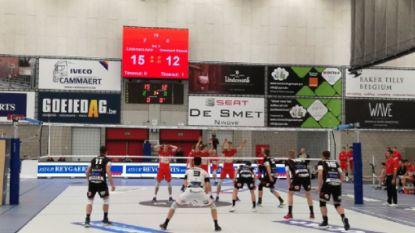 3-0! Aalst dient landskampioen Maaseik eerste nederlaag van het seizoen toe in volleybaltopper