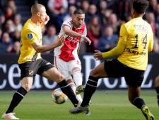 LIVE | VAR helpt Ajax een handje, Tadic benut strafschop