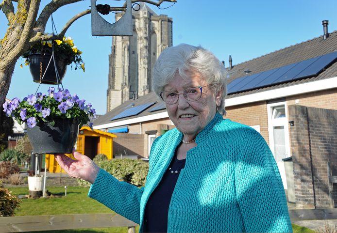 Martina van de Waart-van de Guchte is 106 jaar.
