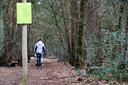 Zeist staat bekend om zijn bosrijke omgeving.