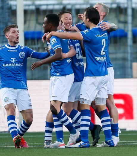 FC Den Bosch oefent tegen NAC en MVV