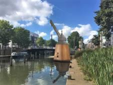 Herbouw stadskraan na de zomer van start op Museumwerf Vreeswijk