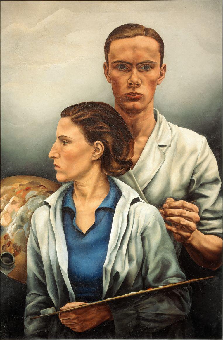 Werk van Edgar Fernhout (1932). Beeld Collectie Centraal Museum