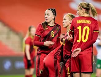 Red Flames treffen Noorwegen en Polen in voorronde WK 2023