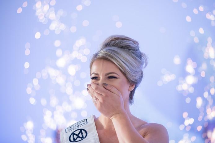Leonie Hesselink won de finale van de verkiezing van Miss World Nederland 2018 in juni van dit jaar.