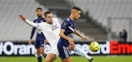 Marseille wint voor eerst in maand weer eens, Strootman invaller