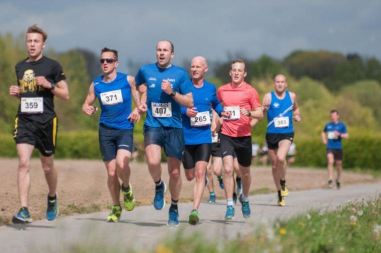Archieffoto - De Vijfkerkenloop krijgt er een halve marathon bij.