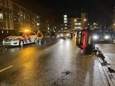 Relschoppers hadden het ook gemunt op 'gewone' personenauto met zwaailicht: 'Mijn auto kan naar de sloop'