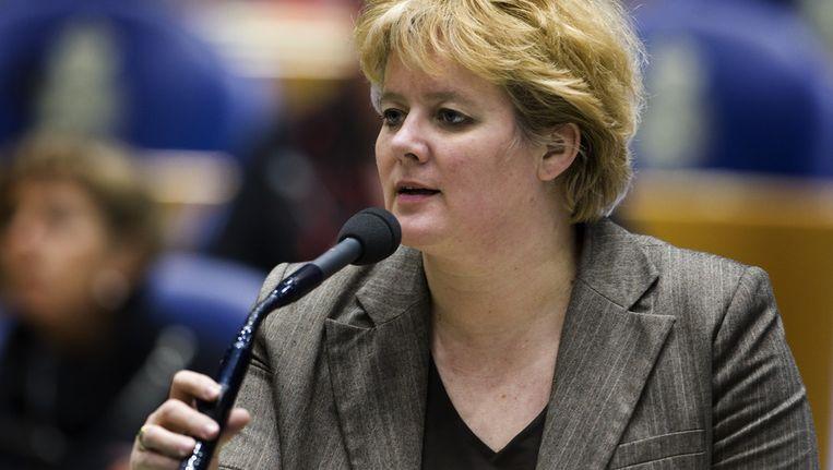 Margot Kraneveldt. Beeld ANP