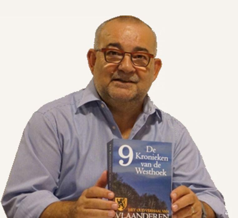in 9 jaar tijd schreef Ivan Vanherpe 9 boeken.