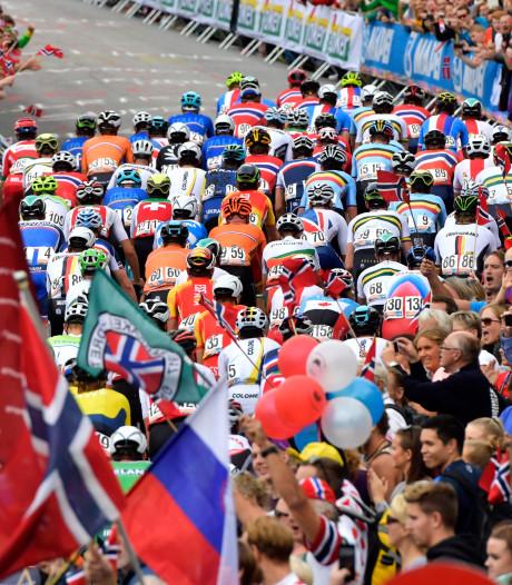 Noord-Nederland mag WK wielrennen 2020 organiseren