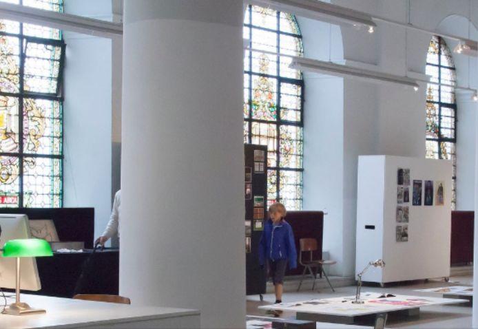 De praktijklessen in LUCA School of Arts worden volledig geschrapt van 1 tot en met 11 november.