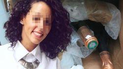 De vernuftige wijze waarop Yamina vanuit België  drugs naar Australië smokkelde