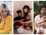 """3 mama's over de invloed van de coronamaatregelen op hun baby's: """"Carlota (1) is mensenschuw, zelfs naar haar grootouders toe"""""""