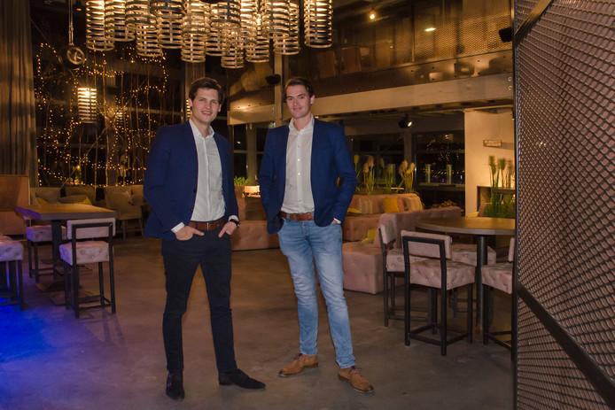Organisatoren zijn  Leendert van Rossum (30) en Jaco Wolfert (31).