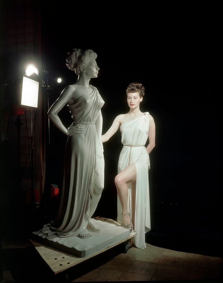 Ava Gardner in One Touch of Venus (1948). Beeld Getty