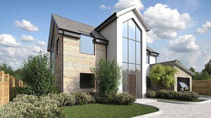 Architect ontwerpt het 'perfecte huis'