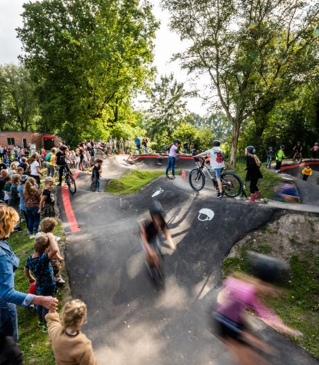Gendtse kinderen omarmen hun pumptrackbaan: 'Hoe meer kinderen bewegen, hoe beter'