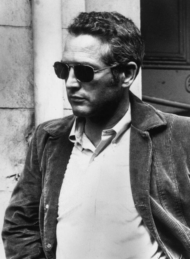 Paul Newman Beeld Getty Images