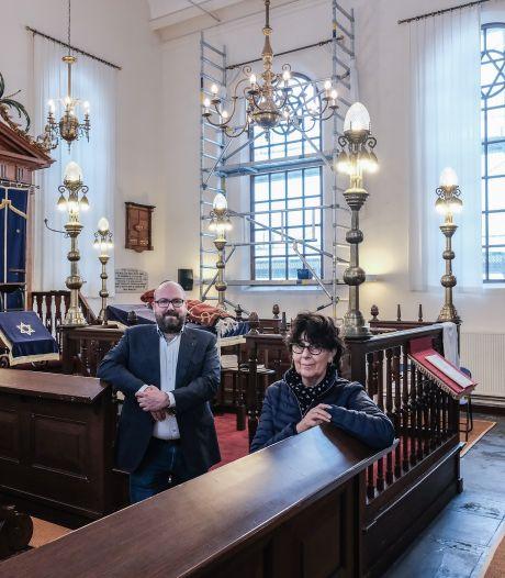 Met broodnodige renovatie is synagoge Winterswijk gered