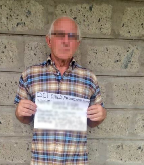 OM Kenia: Nederlandse pedo (69) gaf meisjes geld na misbruik