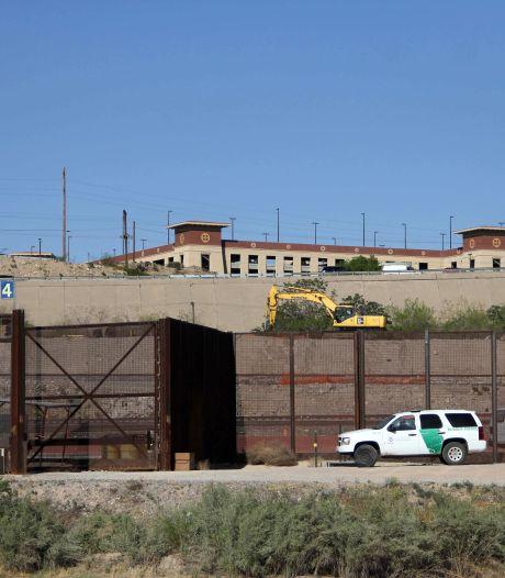 Trump stuurt reservisten naar grens met Mexico